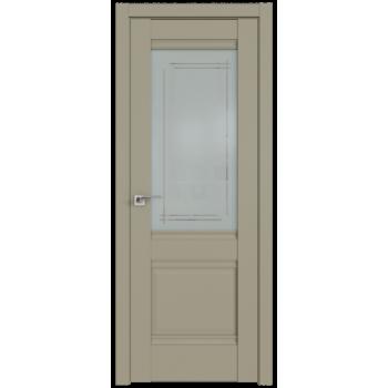2U Iekšdurvis Profildoors